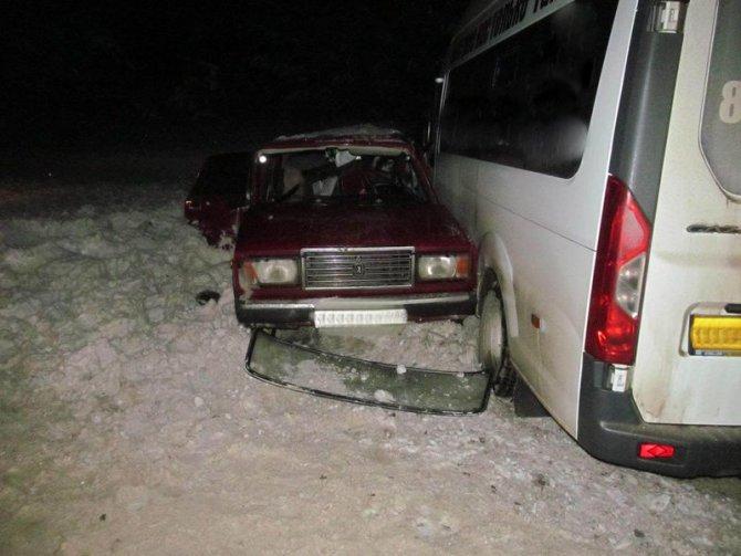 В ДТП с «Газелью» в Удмуртии погиб человек