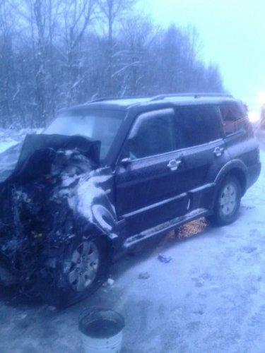 В ДТП на трассе «Кола» погиб водитель УАЗа (1)