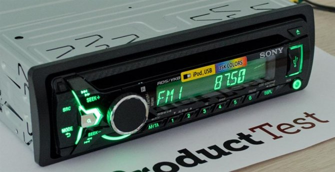 Sony CDX-G3000UE