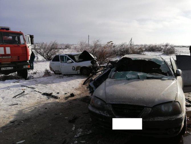 Женщина и ребенок погибли в ДТП на Ставрополье