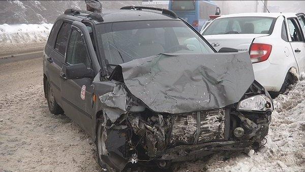 Трое взрослых и ребенок пострадали в ДТП в Тольятти (3)