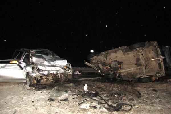 Две женщины погибли в ДТП в Башкирии (1)