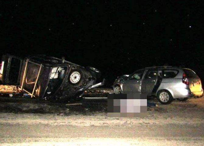 Две женщины погибли в ДТП в Башкирии (2)
