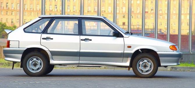 ВАЗ-2114 Lada Samara