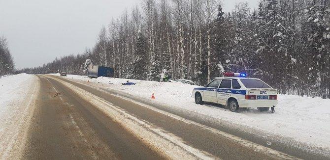 Женщина с ребенком погибли в ДТП в Прикамье