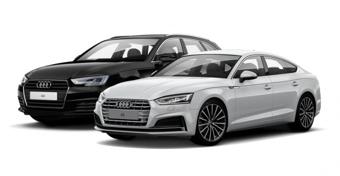 В России объявлен отзыв Audi A4 и Audi A5
