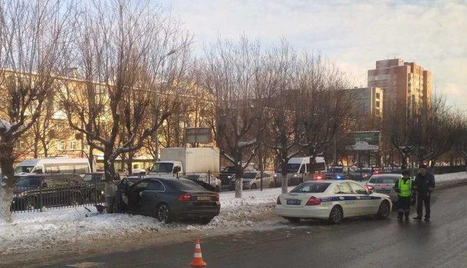В Ярославле иномарка насмерть сбила пешехода