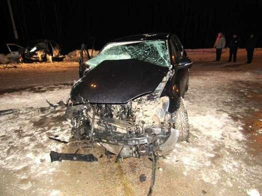 Молодой водитель погиб в ДТП в Башкирии (2)