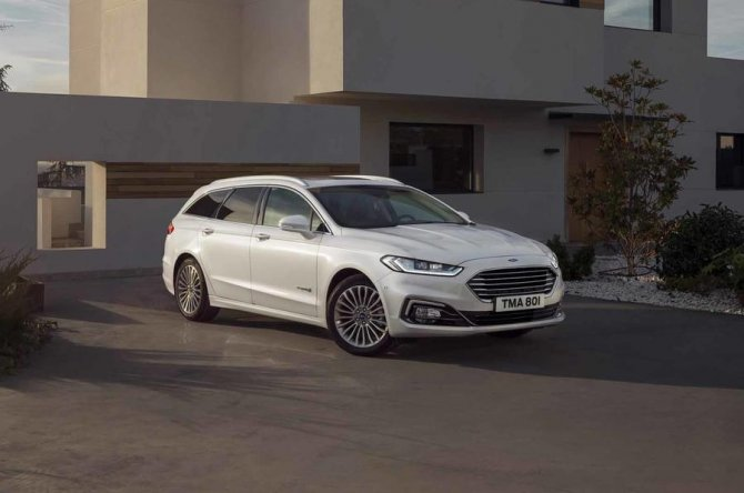 New 2019 Ford Mondeo 6