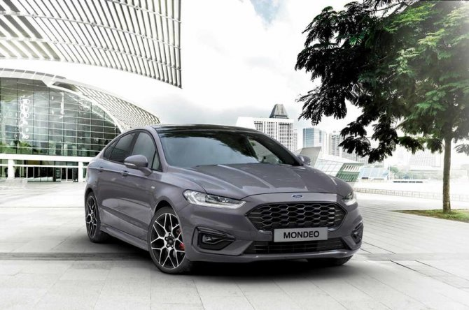 New 2019 Ford Mondeo 9