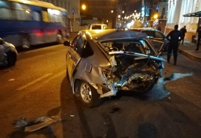 Во Владивостоке по вине пьяного водителя в ДТП погиб человек (1)