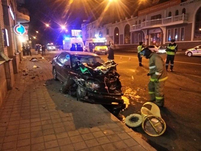 Во Владивостоке по вине пьяного водителя в ДТП погиб человек (3)