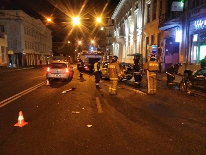 Во Владивостоке по вине пьяного водителя в ДТП погиб человек (2)