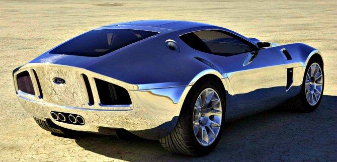 форд шелби 2
