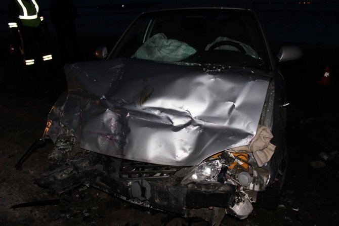 Пожилой мужчина погиб в ДТП в Увельском районе (1)
