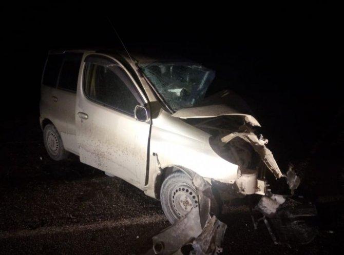 Шесть человек пострадали в ДТП на Ставрополье (2)
