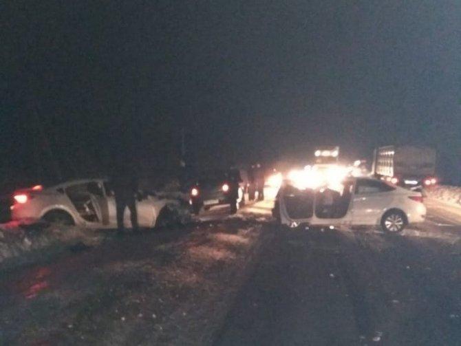 Два человека погибли в ДТП в Подгоренском районе Воронежской области