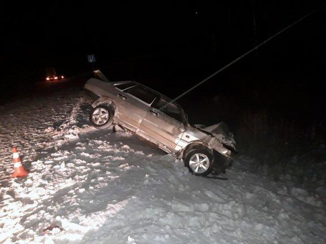 Три человека пострадали в ДТП с фурой в Рязанской области (2)