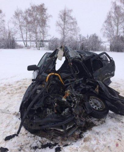 20-летняя девушка погибла в ДТП на трассе «Каспий» (1)