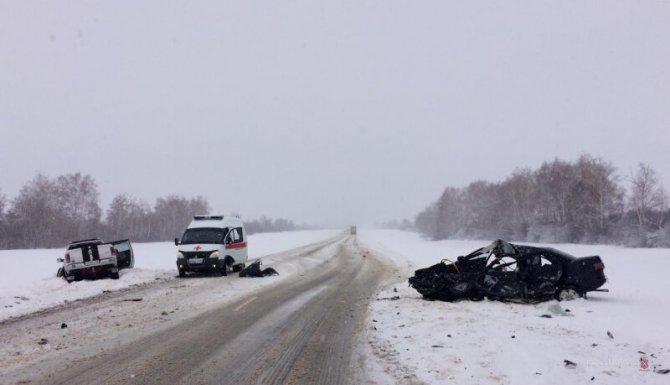 20-летняя девушка погибла в ДТП на трассе «Каспий» (3)