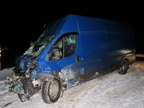 Мать и дочь погибли в ДТП в Шатковском районе (2)