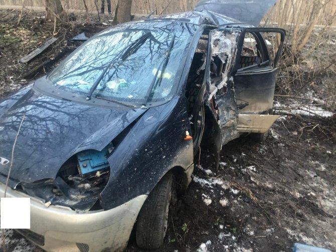 Женщина-водитель погибла в ДТП на Ставрополье (1)