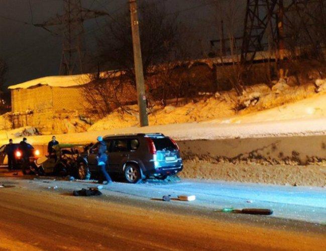 Два человека погибли вДТП в Нижнем Новгороде