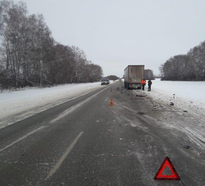 Два человека погибли в ДТП в Кирсановском районе Тамбовской области (2)