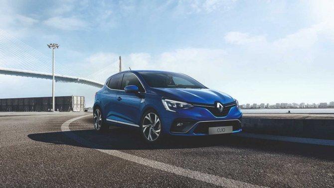Renault Clio 2019 1