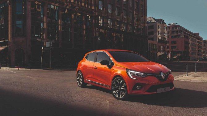 Renault Clio 2019 7