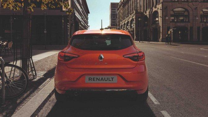 Renault Clio 2019 10