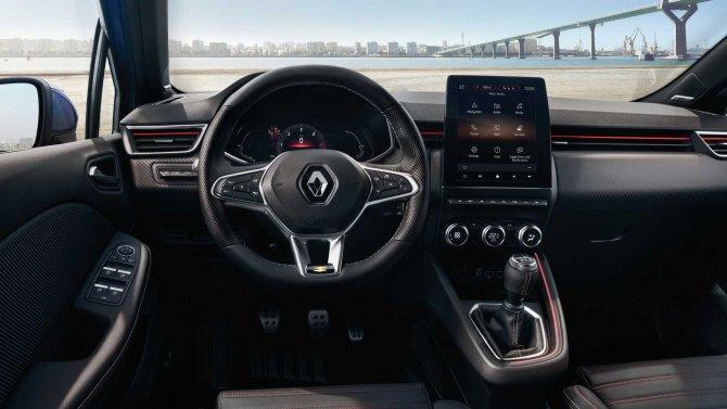 Renault Clio 2019 11