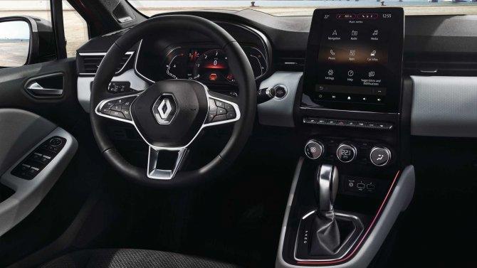 Renault Clio 2019 14