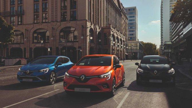 Renault Clio 2019 15