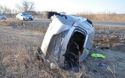 Три человека погибли в ДТП в Приморье