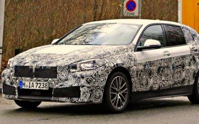 Каким будет новый BMW 1-Series