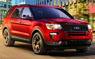 Внаступившем году вРоссию прибудет новый Ford Explorer