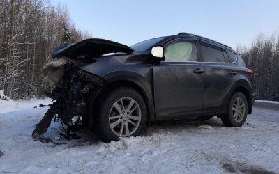 Женщина погибла в ДТП на трассе Тюмень – Ханты-Мансийск