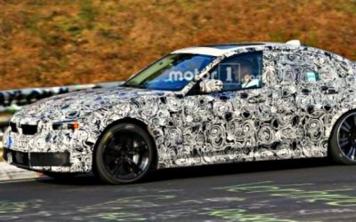 Обновлённый BMW M3: появились подробности