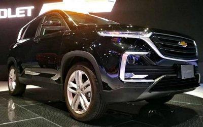 Новый Chevrolet Captiva— клон «китайца»