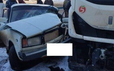 Двое детей идвое взрослых пострадали вДТП на Ставрополье