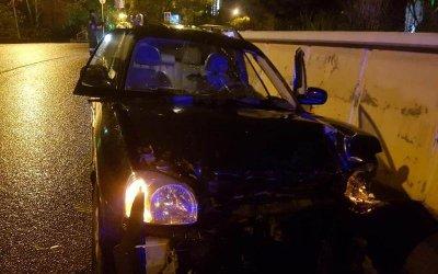 Три человека пострадали в ДТП в Сочи