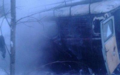 В ДТП на трассе «Кола» погиб водитель УАЗа
