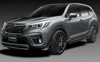 Subaru STI: странная «недозаряженность» «заряженных» машин