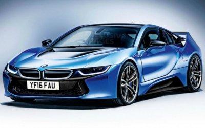 BMW готовит 700-сильный суперкар