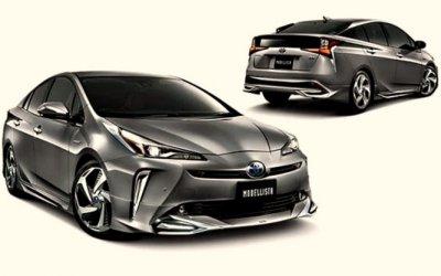 Toyota Prius: новый тюнинг для новой версии