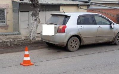 В Пятигорске водитель сбил 81-летнюю женщину