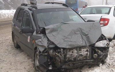 Трое взрослых и ребенок пострадали в ДТП в Тольятти
