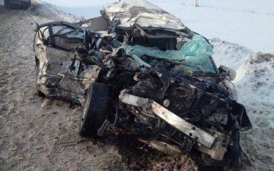 Два человека погибли в ДТП с фурой в Самарской области