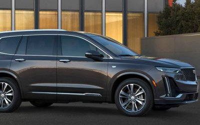 ВДетройте представили новый кроссовер Cadillac XT6